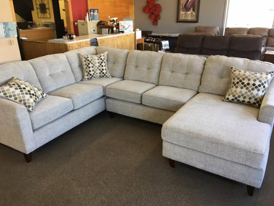 High End Sectional Sofa With Chaise Lounge